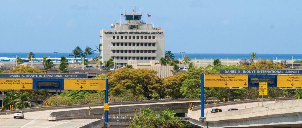 honolulu airport guide x