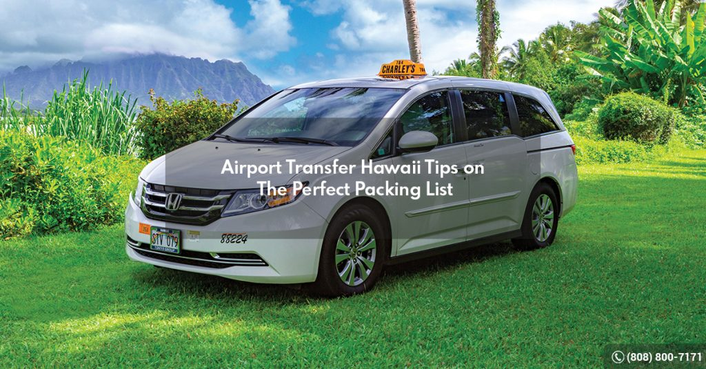 Airport Transfer Hawaii